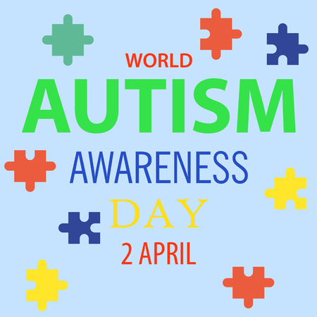 01: World autism awareness day 01 Illustration