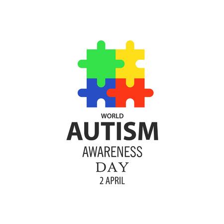 Mondiale consapevolezza autismo giorno 03 Archivio Fotografico - 60430846