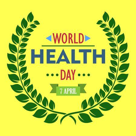 01: World health day 01