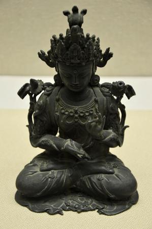 cobre: Estatuas de cobre