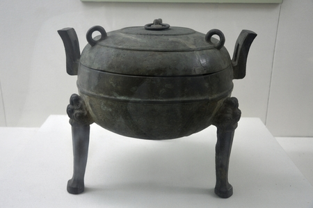 ding: Antique Chinese ding