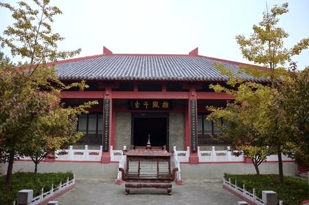 wei: Bozhou Wei Wu Temple Editorial