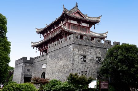 east gate: Tongcheng East Gate Tower