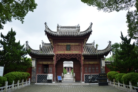 confucian: Confucius Temple in Tongcheng, Anhui