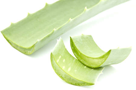 proved: Aloe is widely proved to be very effective in the treatment of various skin disorders, and beauty. It heals wounds and prevents infection as well as strengthens collagen to re-build damaged tissues. Stock Photo