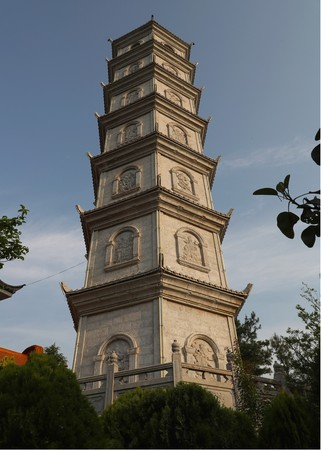 ?Wenbi Tower Scenic Spot? in Huize County, Yunnan Province