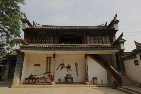 Jiangnan Guild Hall - Lu Zuge  in Huize County, Yunnan Province