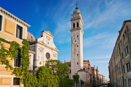 sestiere: San Giorgio dei Greci is a church in the sestiere of Castello, Venice, northern Italy