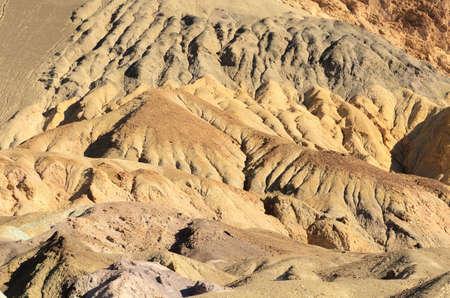 Artist Palette in Death Valley National Park California