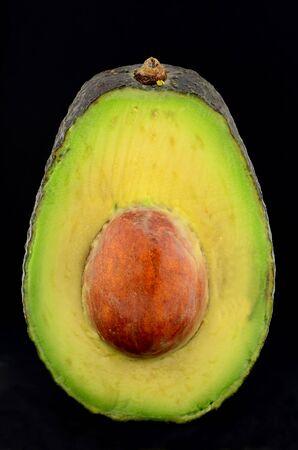 hass: Hass Avocado Foto de archivo