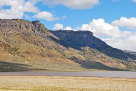 lakeview: Hart Mountain National Antelope Refuge near Lakeview Oregon