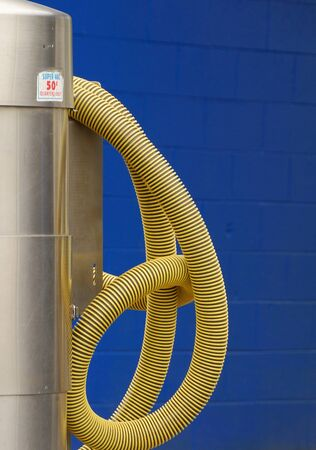 The hose from a vehicle vacuum in Roseburg Oregon