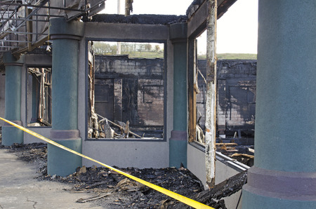 Fire Damage photo