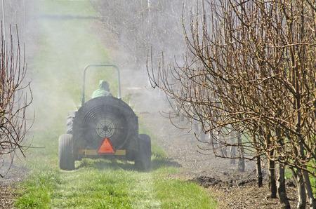 fungicide: Air Sprayer