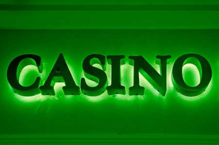 Casino Banco de Imagens