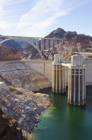 mead: Hoover Dam at Lake Mead National Recreation Area Mike OCallaghan – Pat Tillman Memorial Bridge