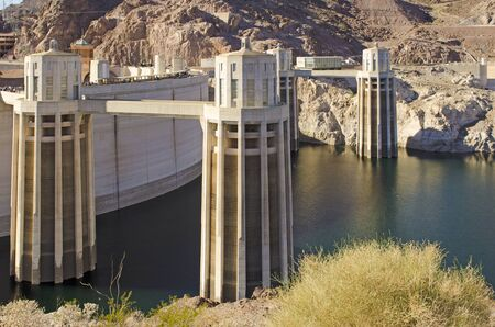 recreation area: Hoover Dam at Lake Mead National Recreation Area