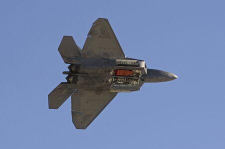 lockheed martin: Lockheed Martin F-22 Raptor Nellis Air Force Base, Aviation Nation 2014 airshow