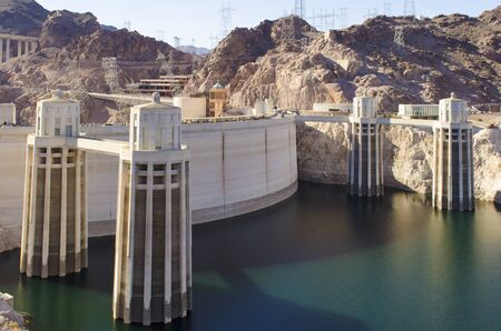 mead: Hoover Dam at Lake Mead National Recreation Area