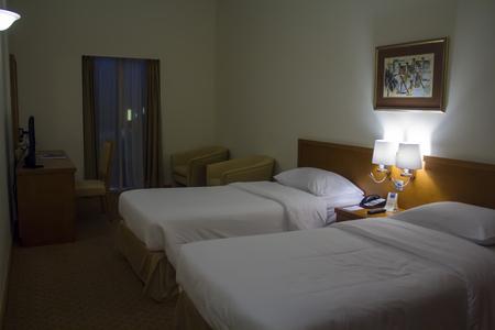 Hotel room interior Editorial