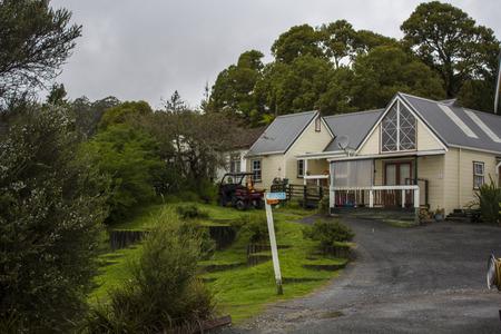 Houses in Maori Village