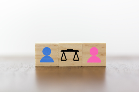 Concetto Uguaglianza tra uomo e donna