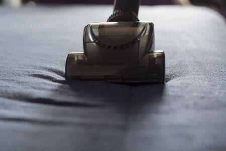 Vacuum bed duvet
