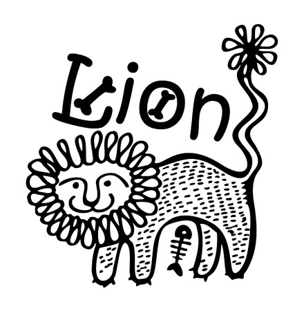 illustration of funny African animals, Zebra, giraffe, Rhino, crocodile, lion, tiger, pig, lizard, snake, crocodile,color, funny, funny