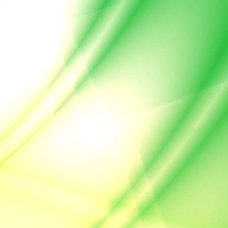 extreme science: Green-yellow fantasy background Stock Photo
