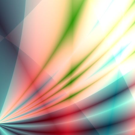 hyperspace: Multicolor fantasy hyperspace Stock Photo