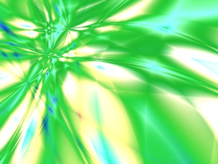 Green colored fantasy background Stock Photo - 588692