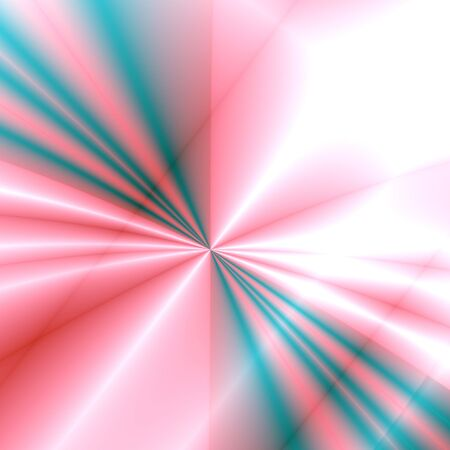 hyperspace: Red-green fantasy hyperspace