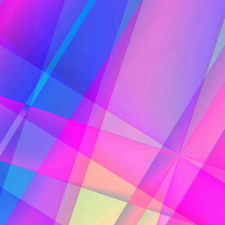 asymmetry: Multicolor abstract background