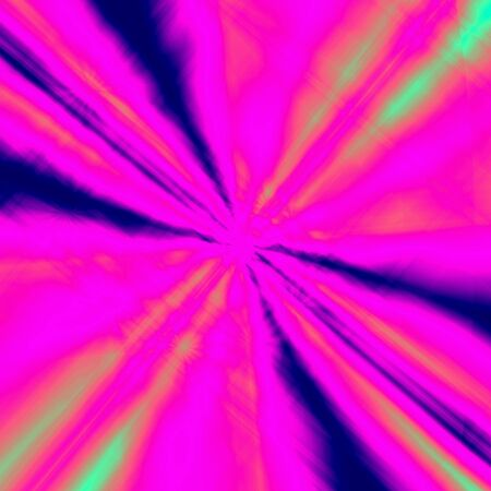 hyperspace: Pink fantasy hyperspace