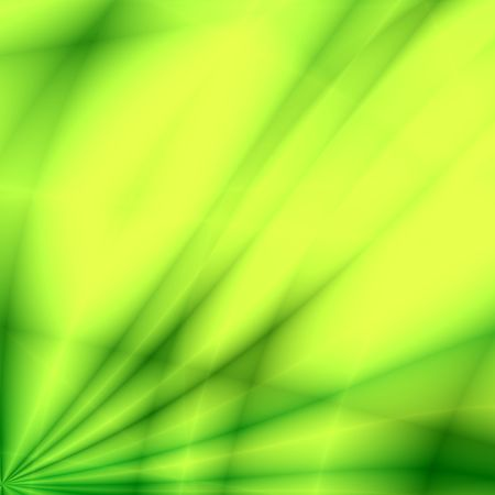 Green fantasy background photo