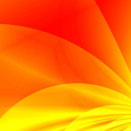 Red-yellow fantasy background photo