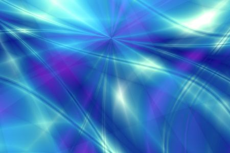pulsar: Blue fantasy background