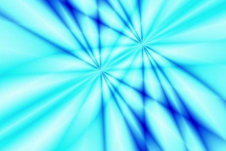 phenomena: Blue fantasy background