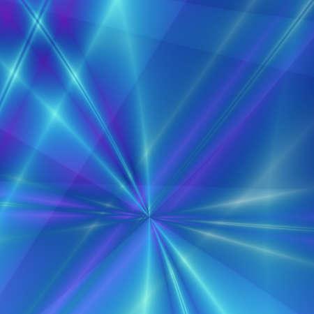 visual effect: Blue fantasy background