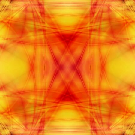 pulsar: Red-yellow fantasy background