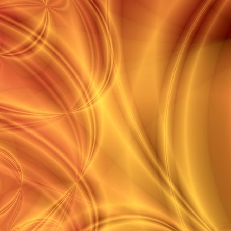 hyperspace: Hot fantasy background