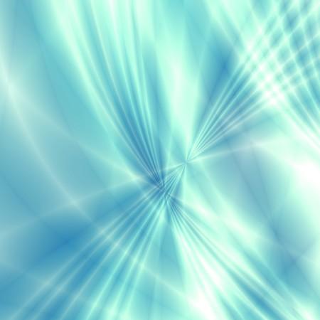 pulsar: Fantasy rays on blue background