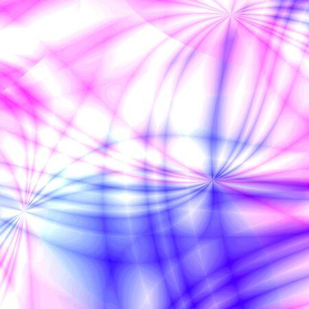 Blue-pink fantasy photo
