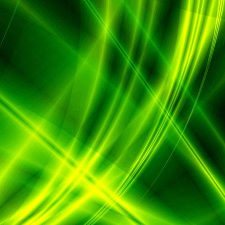 viscosity: Green fantasy background
