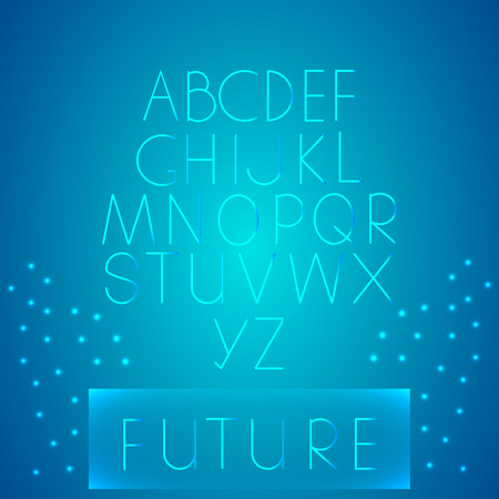 the font of the future