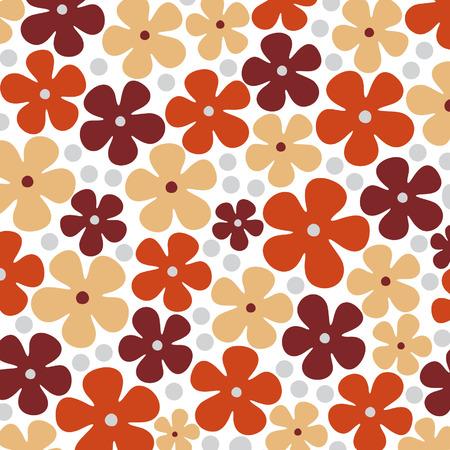 flower background design Stock Vector - 5119245