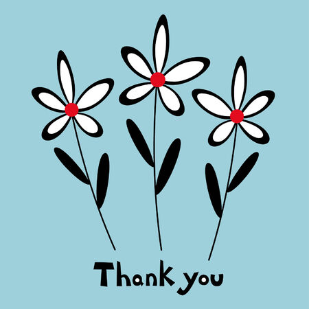 vector floral card design Vector