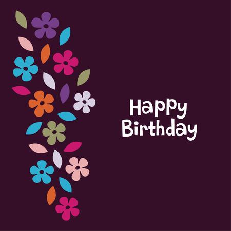 birthday card Stock Vector - 5844221