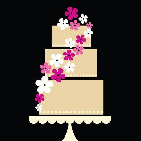 wedding card design 矢量图像