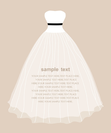 white dress: wedding dress